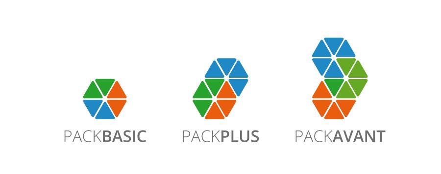 PACK BASIC | PACK PLUS | PACK AVANT